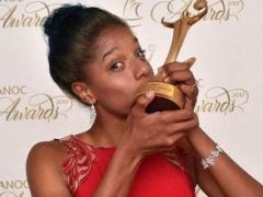 Venezuelan track star Yulimar Rojas